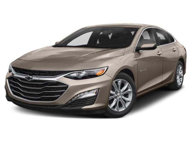 2020 Chevrolet Malibu LT 4dr Sdn LT Turbocharged Gas I4 1.5L/91 [16]
