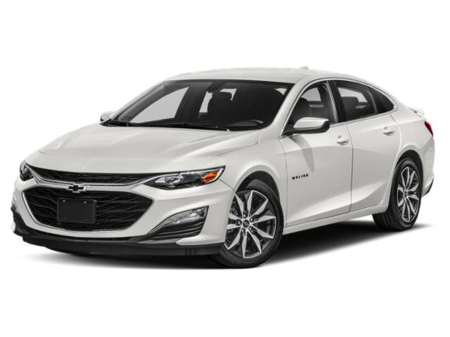 2020 Chevrolet Malibu RS 4dr Sdn RS Turbocharged Gas I4 1.5L/91 [1]