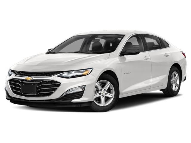 2020 Chevrolet Malibu LS 4dr Sdn LS w/1LS Turbocharged Gas I4 1.5L/91 [17]