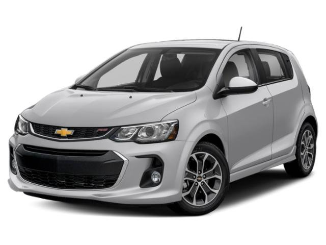 2020 Chevrolet Sonic LT 5dr HB LT w/1SD Turbocharged Gas I4 1.4L/83 [9]