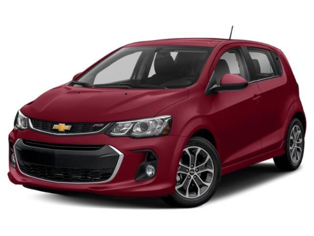 2020 Chevrolet Sonic LT 5dr HB LT w/1SD Turbocharged Gas I4 1.4L/83 [6]