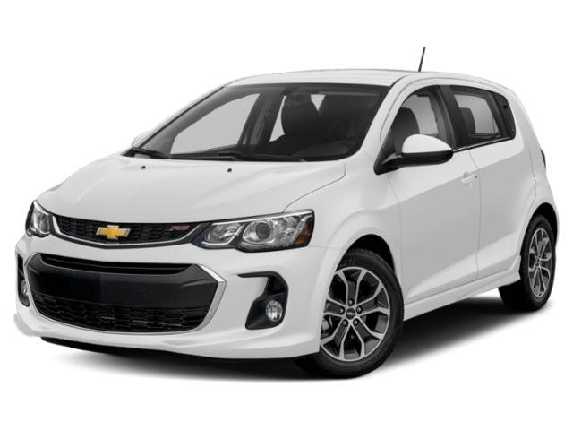 2020 Chevrolet Sonic LT 5dr HB LT w/1SD Turbocharged Gas I4 1.4L/83 [4]