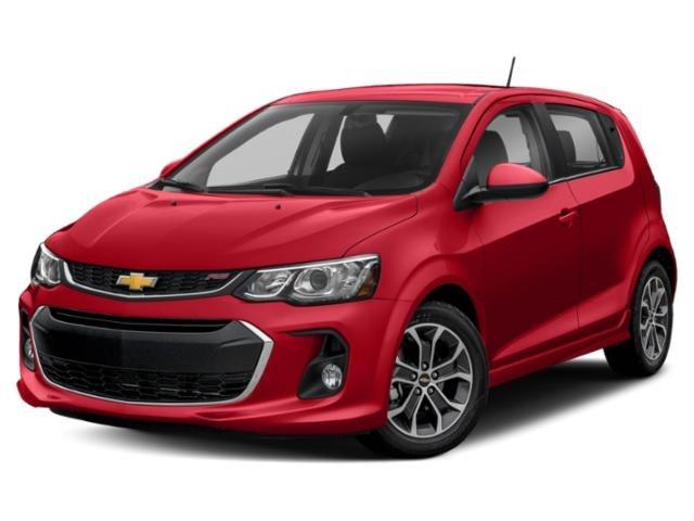 2020 Chevrolet Sonic LT 5dr HB LT w/1SD Turbocharged Gas I4 1.4L/83 [10]