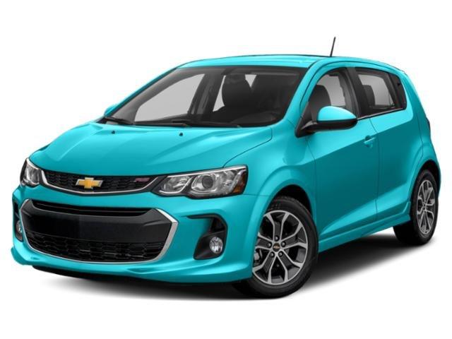 2020 Chevrolet Sonic LT 5dr HB LT w/1SD Turbocharged Gas I4 1.4L/83 [2]