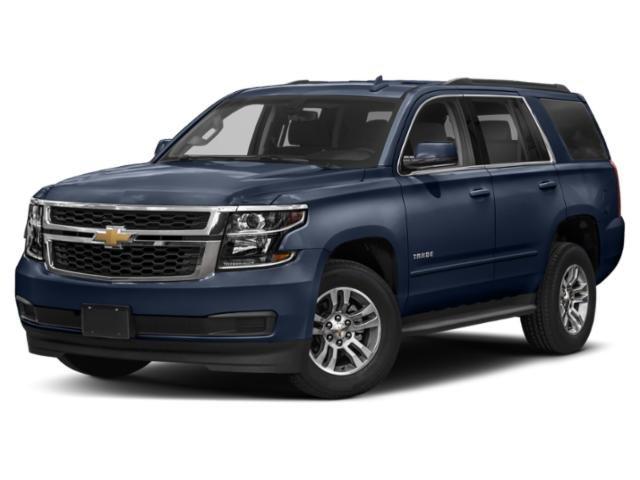 2020 Chevrolet Tahoe LT 4WD 4dr LT Gas/Ethanol V8 5.3L/325 [1]