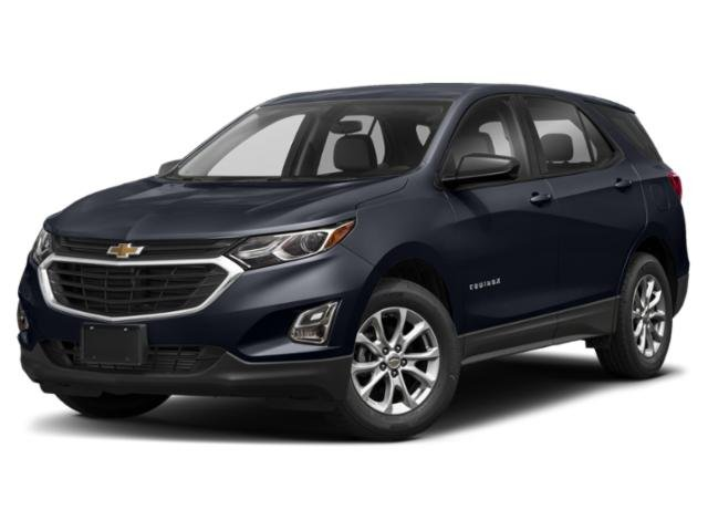 2020 Chevrolet Equinox LS FWD 4dr LS w/1LS Turbocharged Gas I4 1.5L/92 [2]
