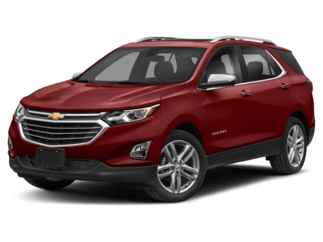 2020 Chevrolet Equinox Premier AWD 4dr Premier w/1LZ Turbocharged Gas I4 1.5L/92 [4]