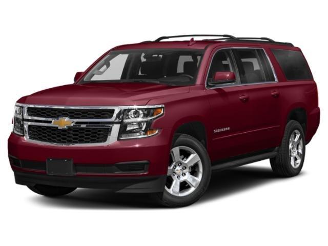 2020 Chevrolet Suburban LT 2WD 4dr LT Gas/Ethanol V8 5.3L/ [1]