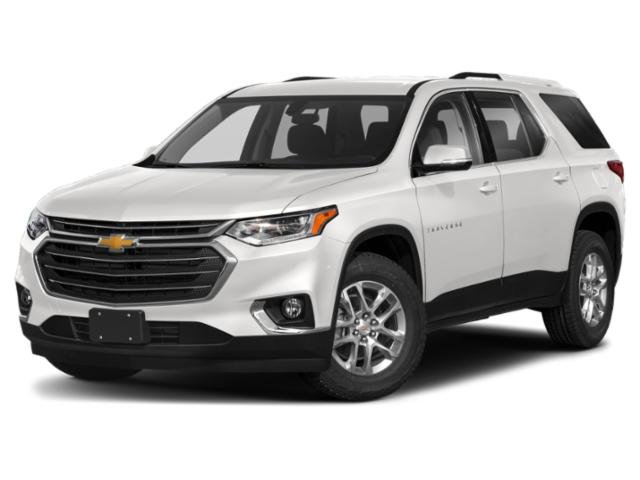 2020 Chevrolet Traverse LT Cloth FWD 4dr LT Cloth w/1LT Gas V6 3.6L/217 [6]