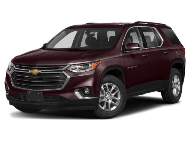 2020 Chevrolet Traverse LT Cloth FWD 4dr LT Cloth w/1LT Gas V6 3.6L/217 [4]