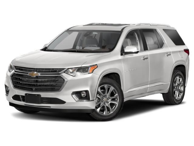 2020 Chevrolet Traverse LS FWD 4dr LS w/1LS Gas V6 3.6L/217 [2]