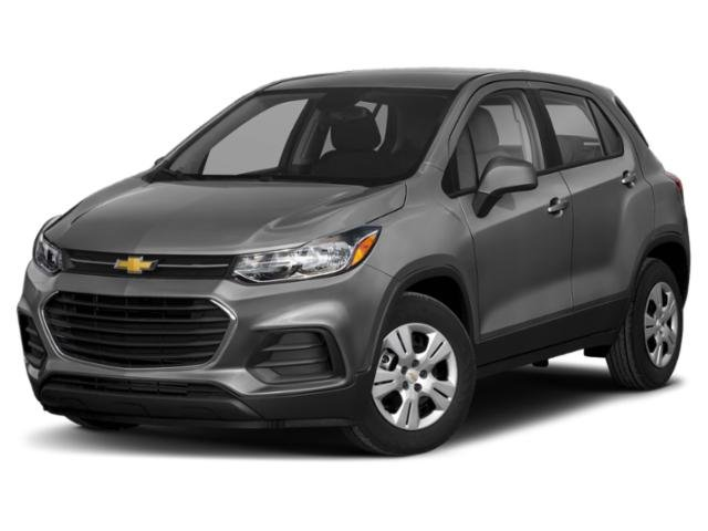 2020 Chevrolet Trax LS FWD 4dr LS Turbocharged Gas 4-Cyl 1.4L/ [1]