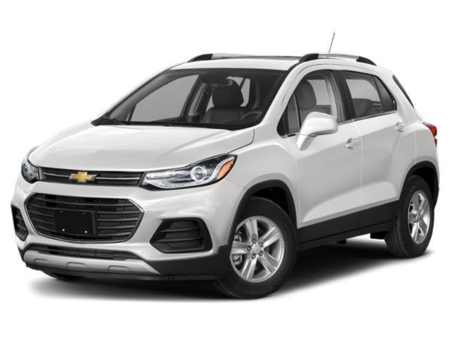 2020 Chevrolet Trax LT Summit White