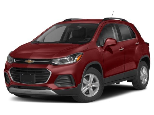 2020 Chevrolet Trax LT FWD 4dr LT Turbocharged Gas 4-Cyl 1.4L/ [7]