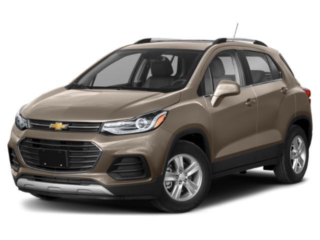2020 Chevrolet Trax LT FWD 4dr LT Turbocharged Gas 4-Cyl 1.4L/ [1]