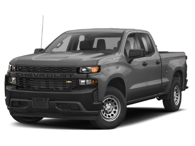 2020 Chevrolet Silverado 1500 RST 2WD Double Cab 147″ RST Turbocharged Gas I4 2.7L/166 [11]