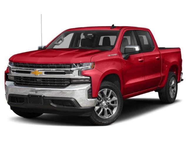 2020 Chevrolet Silverado 1500 Custom Trail Boss 4WD Crew Cab 147″ Custom Trail Boss Gas V8 5.3L/325 [19]