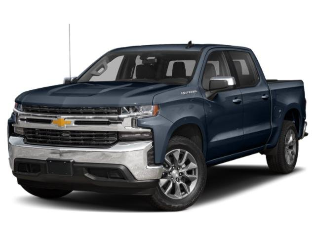 2020 Chevrolet Silverado 1500 Custom Trail Boss 4WD Crew Cab 147″ Custom Trail Boss Gas V8 5.3L/325 [17]