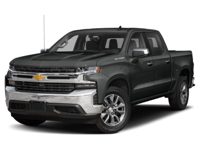 2020 Chevrolet Silverado 1500 Custom Trail Boss 4WD Crew Cab 147″ Custom Trail Boss Gas V8 5.3L/325 [18]