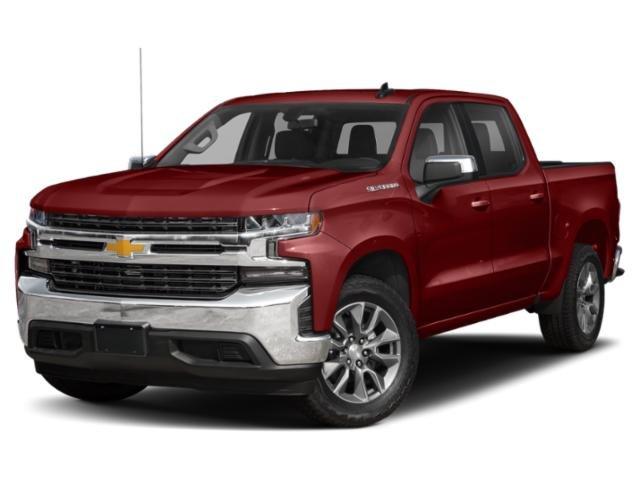 2020 Chevrolet Silverado 1500 RST 4WD Crew Cab 147″ RST Turbocharged Gas I4 2.7L/166 [15]