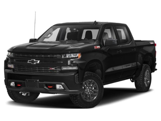 "2020 Chevrolet Silverado 1500 LT Trail Boss 4WD Crew Cab 147"" LT Trail Boss Gas V8 6.2L/376 [10]"