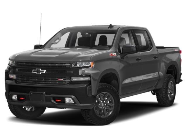"2020 Chevrolet Silverado 1500 LT Trail Boss 4WD Crew Cab 147"" LT Trail Boss Gas V8 5.3L/325 [7]"