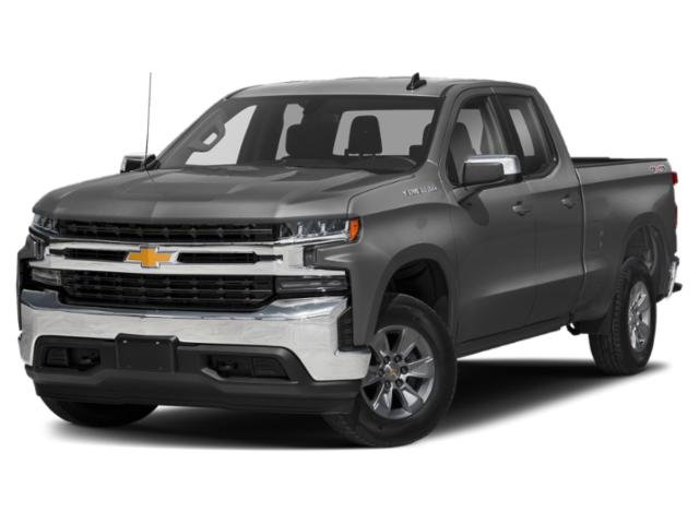 2020 Chevrolet Silverado 1500 LT 2WD Double Cab 147″ LT Turbocharged Gas I4 2.7L/166 [4]