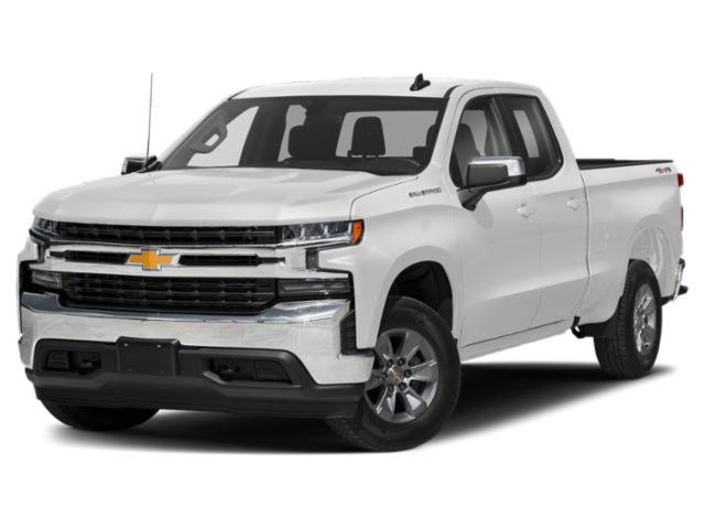 2020 Chevrolet Silverado 1500 LT 2WD Double Cab 147″ LT Turbocharged Gas I4 2.7L/166 [6]