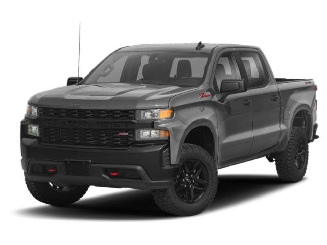 "2020 Chevrolet Silverado 1500 LT Trail Boss 4WD Crew Cab 147"" LT Trail Boss Gas V8 5.3L/325 [10]"