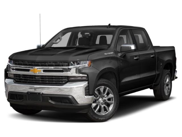 "2020 Chevrolet Silverado 1500 Custom Trail Boss 4WD Crew Cab 147"" Custom Trail Boss Gas V6 4.3L/262 [10]"