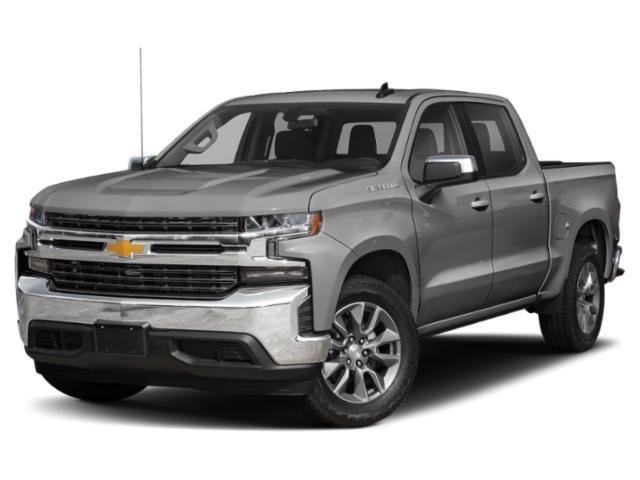 "2020 Chevrolet Silverado 1500 LT 4WD Crew Cab 147"" LT Turbocharged Diesel I6 3.0L/183 [1]"