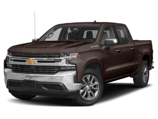 """2020 Chevrolet Silverado 1500 Custom Trail Boss 4WD Crew Cab 147"""" Custom Trail Boss Gas V8 5.3L/325 [3]"""