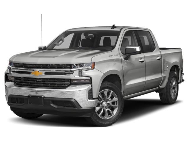 "2020 Chevrolet Silverado 1500 LT 2WD Crew Cab 147"" LT Gas V8 5.3L/325 [8]"