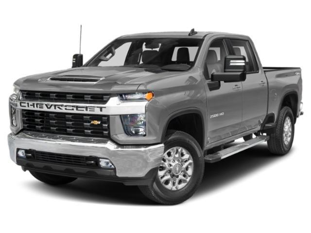 2020 Chevrolet Silverado 2500HD LT 4WD Crew Cab 159″ LT Gas V8 6.6L/400 [0]