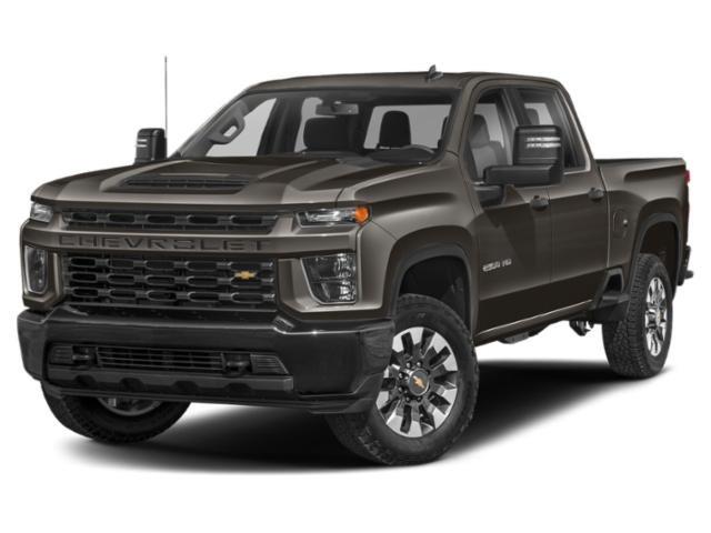 2020 Chevrolet Silverado 2500HD LT 4WD Crew Cab 159″ LT Turbocharged Diesel V8 6.6L/403 [2]