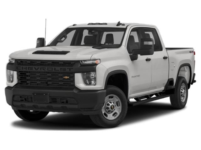 2020 Chevrolet Silverado 2500HD Work Truck 4WD Crew Cab 159″ Work Truck Turbocharged Diesel V8 6.6L/403 [1]