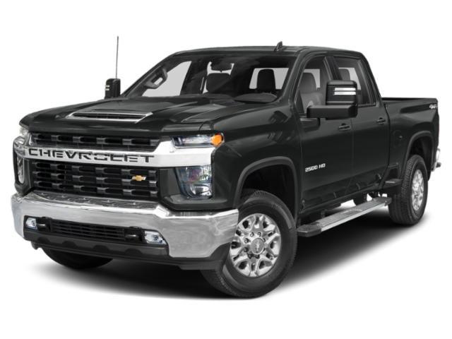 "2020 Chevrolet Silverado 2500HD High Country 4WD Crew Cab 159"" High Country Turbocharged Diesel V8 6.6L/403 [2]"
