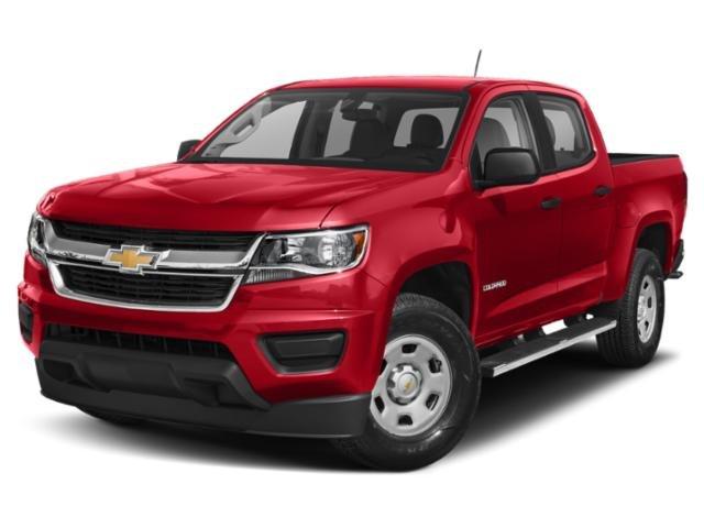 2020 Chevrolet Colorado 4WD LT 4WD Crew Cab 128″ LT Gas V6 3.6L/222 [0]