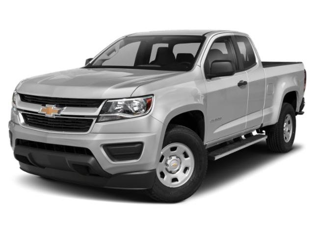 "2020 Chevrolet Colorado 2WD Work Truck 2WD Ext Cab 128"" Work Truck Gas I4 2.5L/150 [0]"