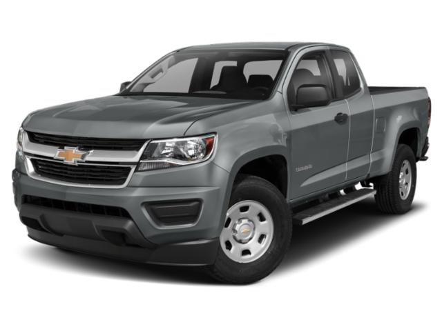 """2020 Chevrolet Colorado 4WD LT 4WD Ext Cab 128"""" LT Gas I4 2.5L/150 [1]"""