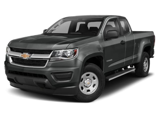 """2020 Chevrolet Colorado 2WD Work Truck 2WD Ext Cab 128"""" Work Truck Gas I4 2.5L/150 [8]"""
