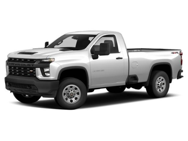 2020 Chevrolet Silverado 3500HD Work Truck 2WD Reg Cab 142″ Work Truck Gas V8 6.6L/ [4]