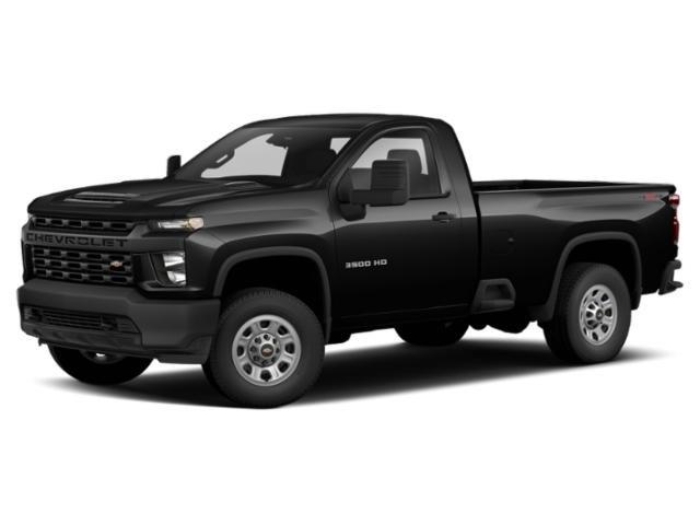 2020 Chevrolet Silverado 3500HD Work Truck 2WD Reg Cab 142″ Work Truck Gas V8 6.6L/ [0]
