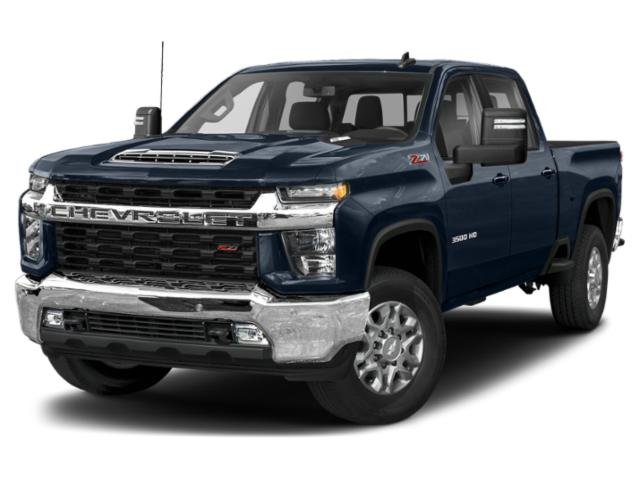 "2020 Chevrolet Silverado 3500HD High Country 4WD Crew Cab 159"" High Country Turbocharged Diesel V8 6.6L/ [3]"
