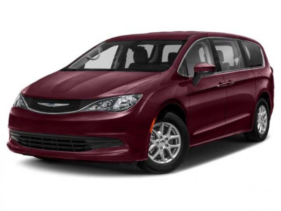 New 2020 Chrysler Pacifica AWD LAUNCH EDITION