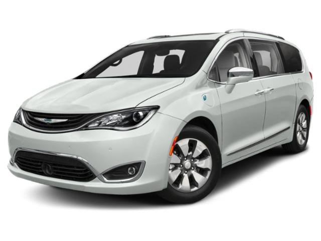 2020 Chrysler Pacifica Hybrid Red-S Hybrid Red-S FWD Gas/Electric V-6 3.6 L/220 [13]