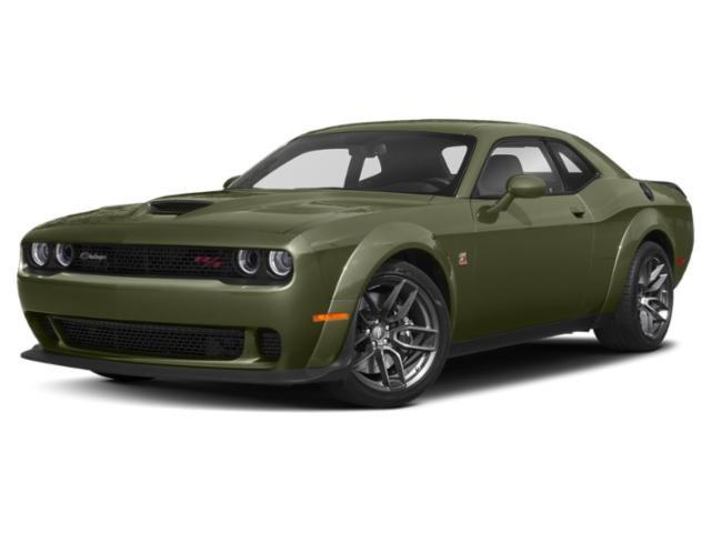 2020 Dodge Challenger R/T Scat Pack R/T Scat Pack RWD Premium Unleaded V-8 6.4 L/392 [6]
