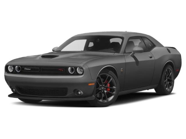 2020 Dodge Challenger R/T Scat Pack R/T Scat Pack RWD Premium Unleaded V-8 6.4 L/392 [9]