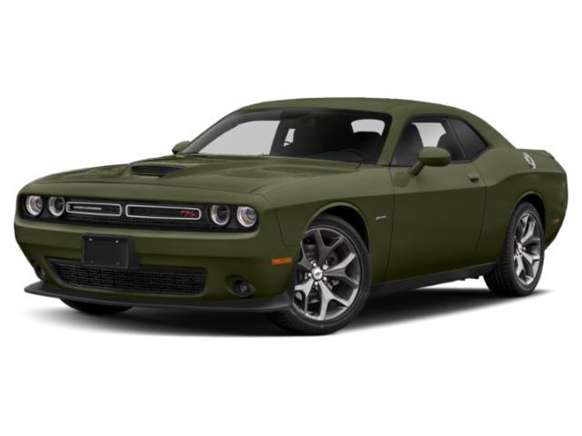 2020 Dodge Challenger GT 50th Ann. GT 50th Ann. RWD *Ltd Avail* Regular Unleaded V-6 3.6 L/220 [16]