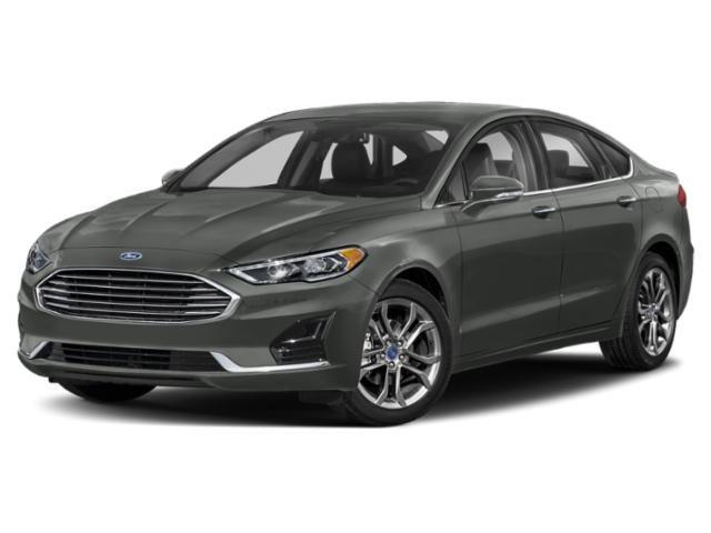 2020 Ford Fusion SEL SEL FWD Intercooled Turbo Regular Unleaded I-4 1.5 L/91 [17]